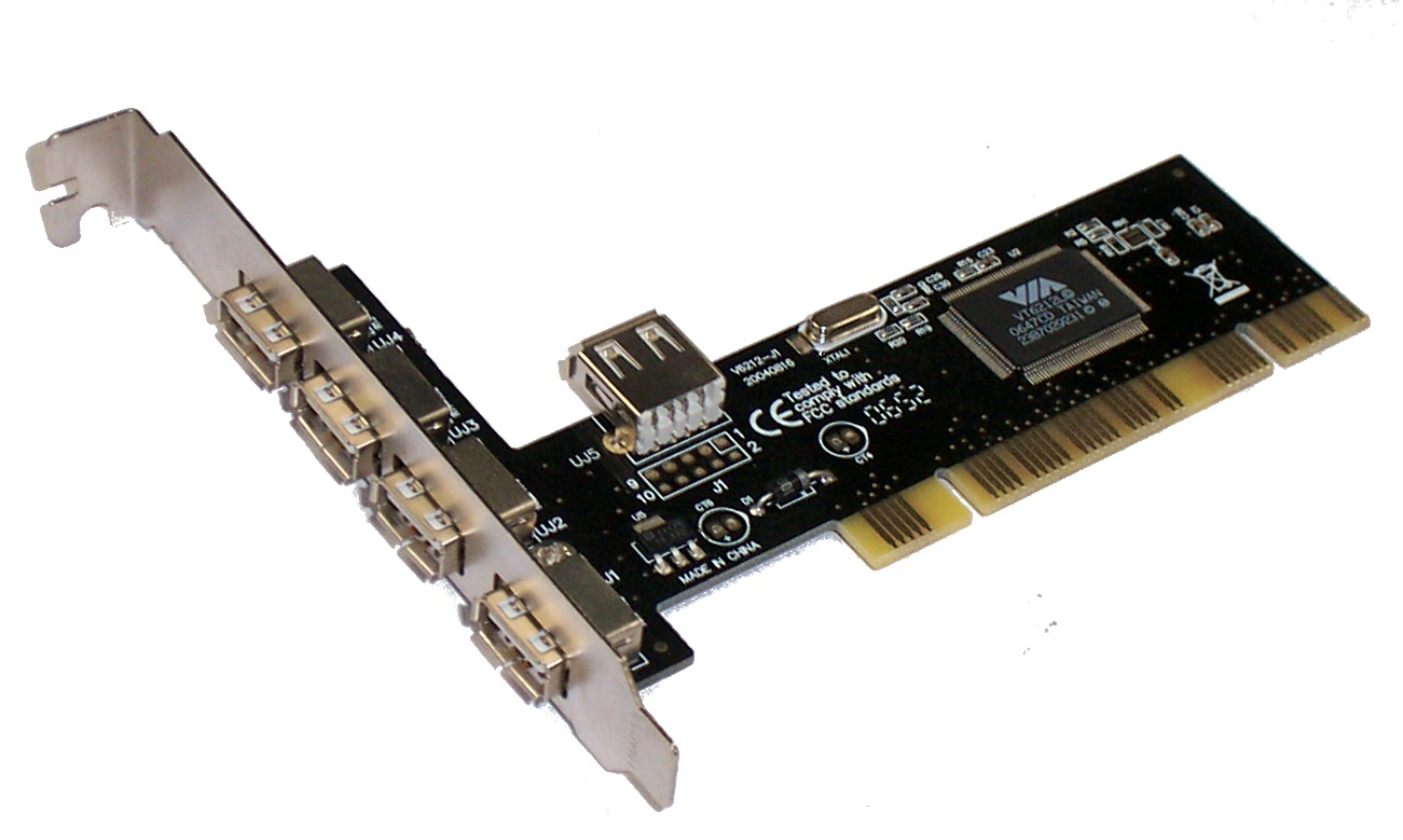 driver carte pci via vt6212l