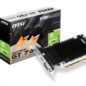 MSI Nvidia Geforce GT 730