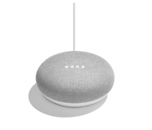 Google Home Mini wit EU