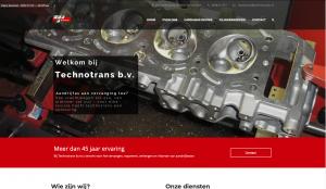Website Technotrans B.V.