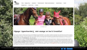 Website Hippago