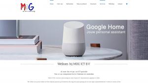 Website MOG ICT B.V.